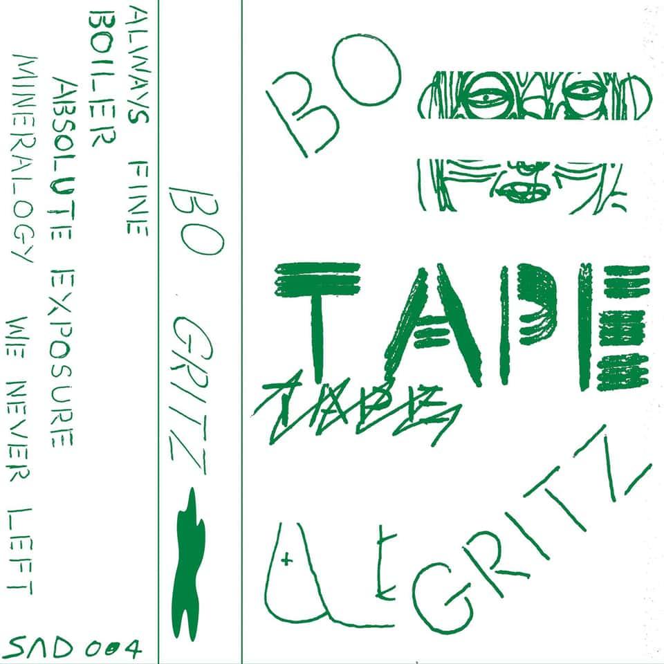 Bo Gritz - Tape