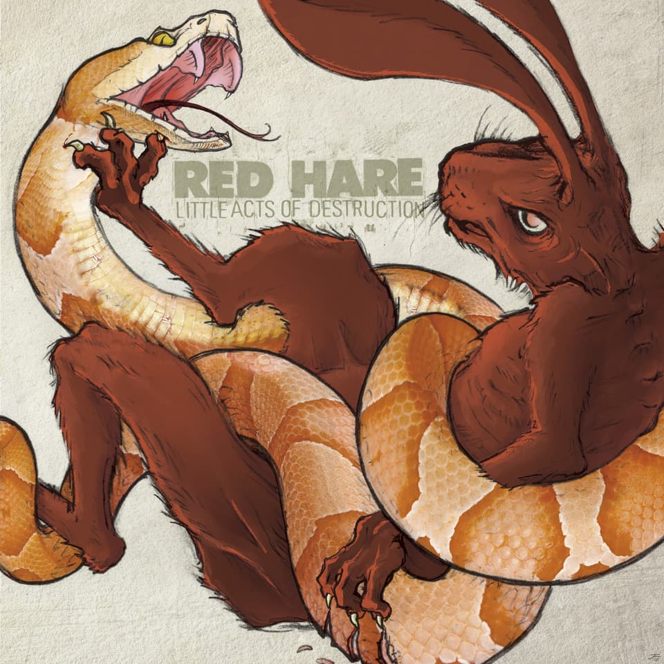 Red Hare - Little Acts Of Destruction