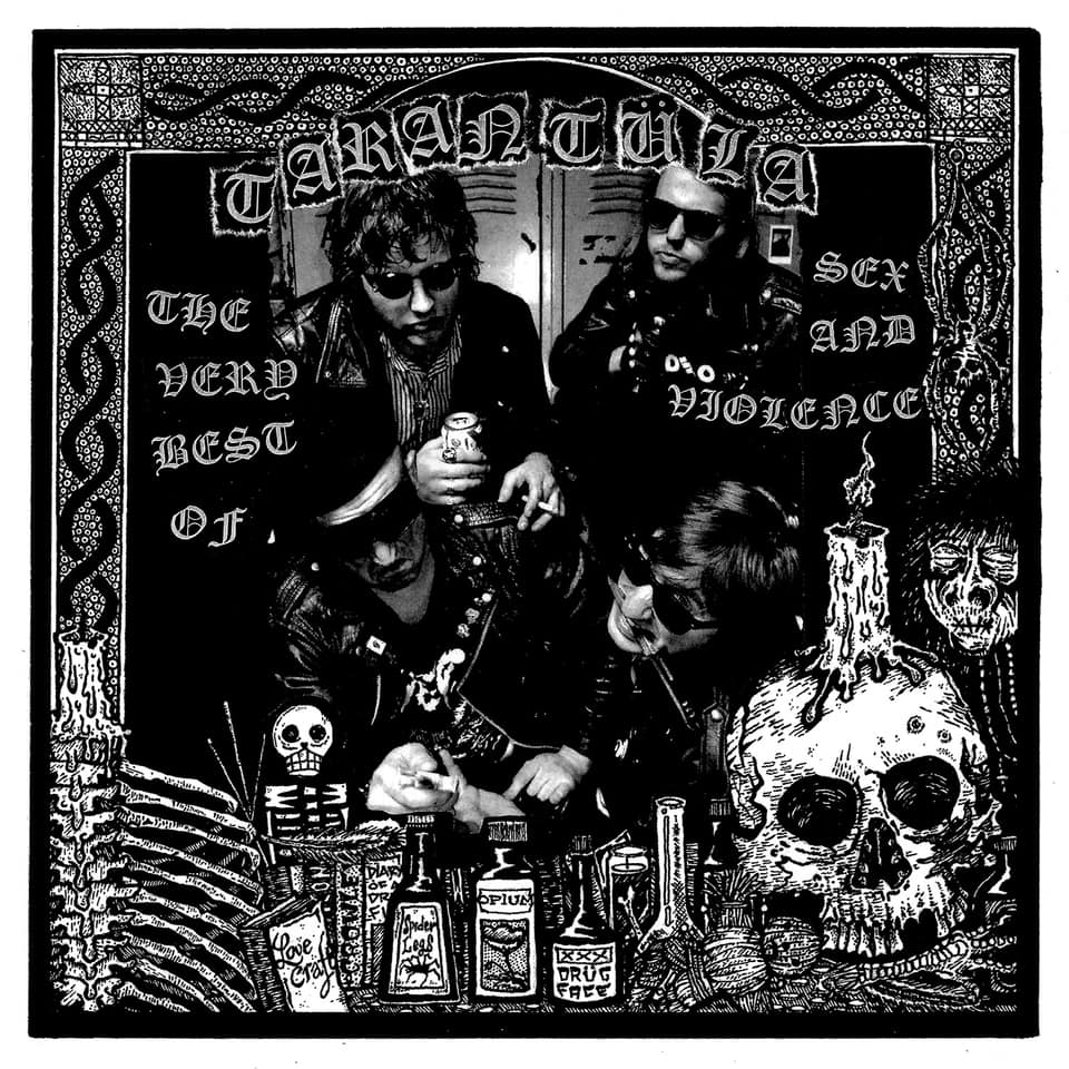 Tarantüla - The Very Best Of Sex And Violence