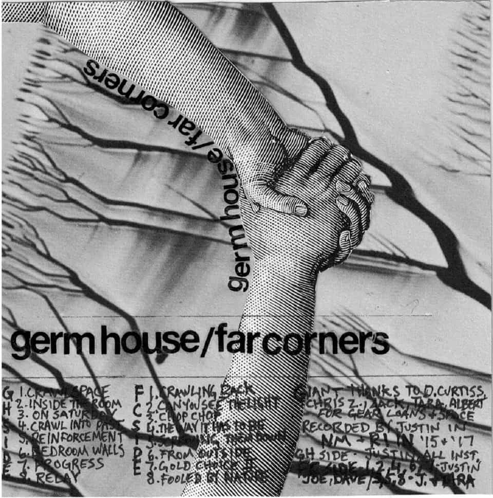 Germ House & Far Corners - Split Tape