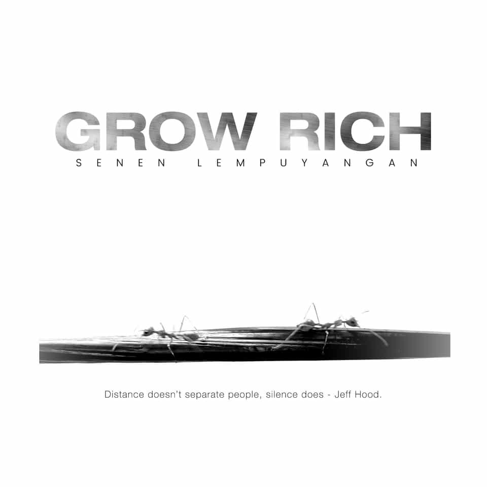 Grow Rich - Senen Lempuyangan