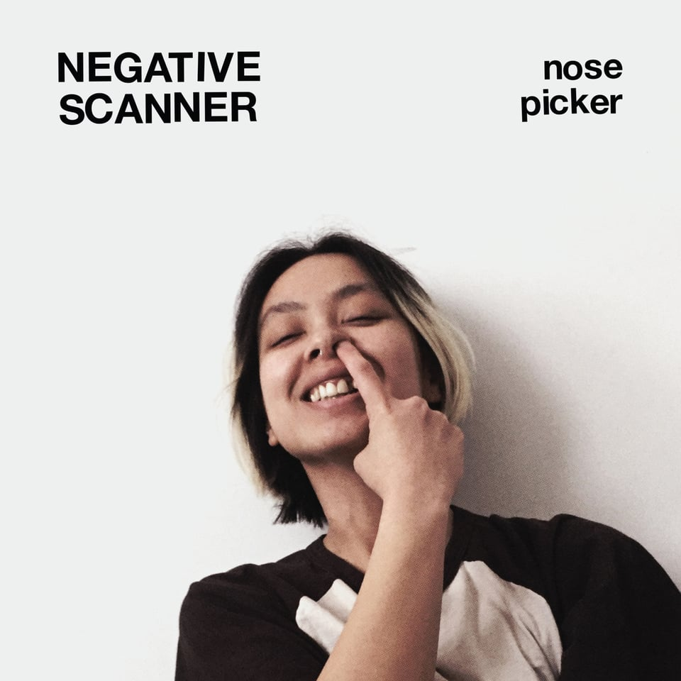 Negative Scanner - Nose Picker