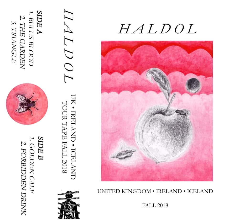 Haldol - UK​-​Ireland​-​Iceland Tour Tape