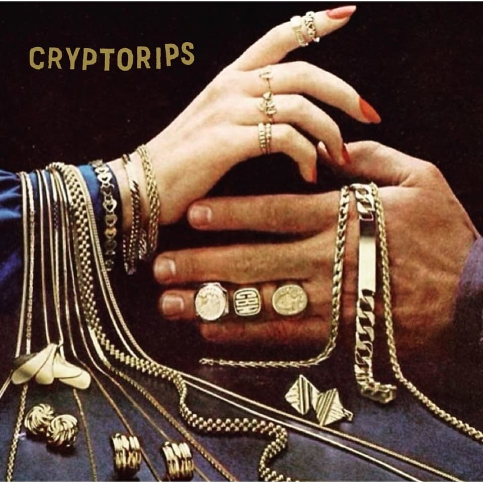 Cryptorips - Shadow Up Gold