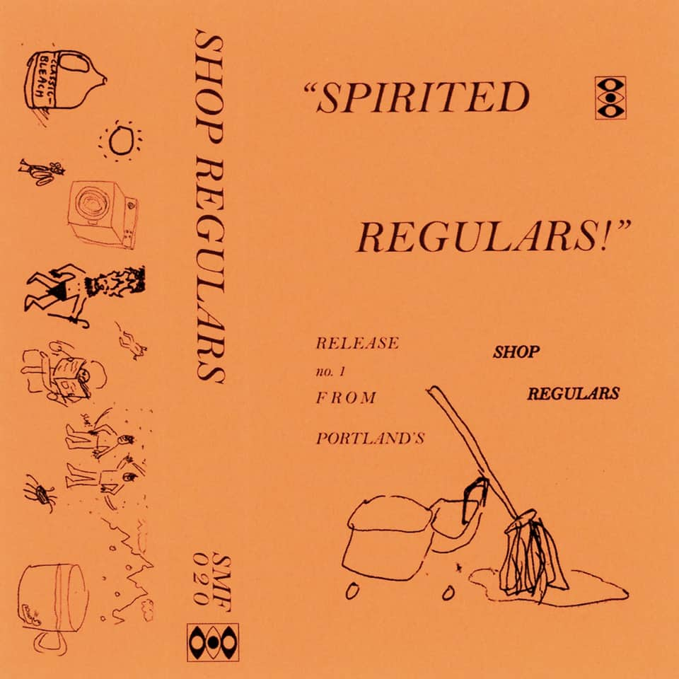Shop Regulars - Spirited Regulars