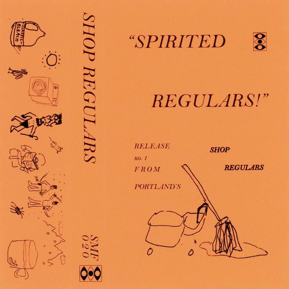 Shop Regulars - Spirited Regulars