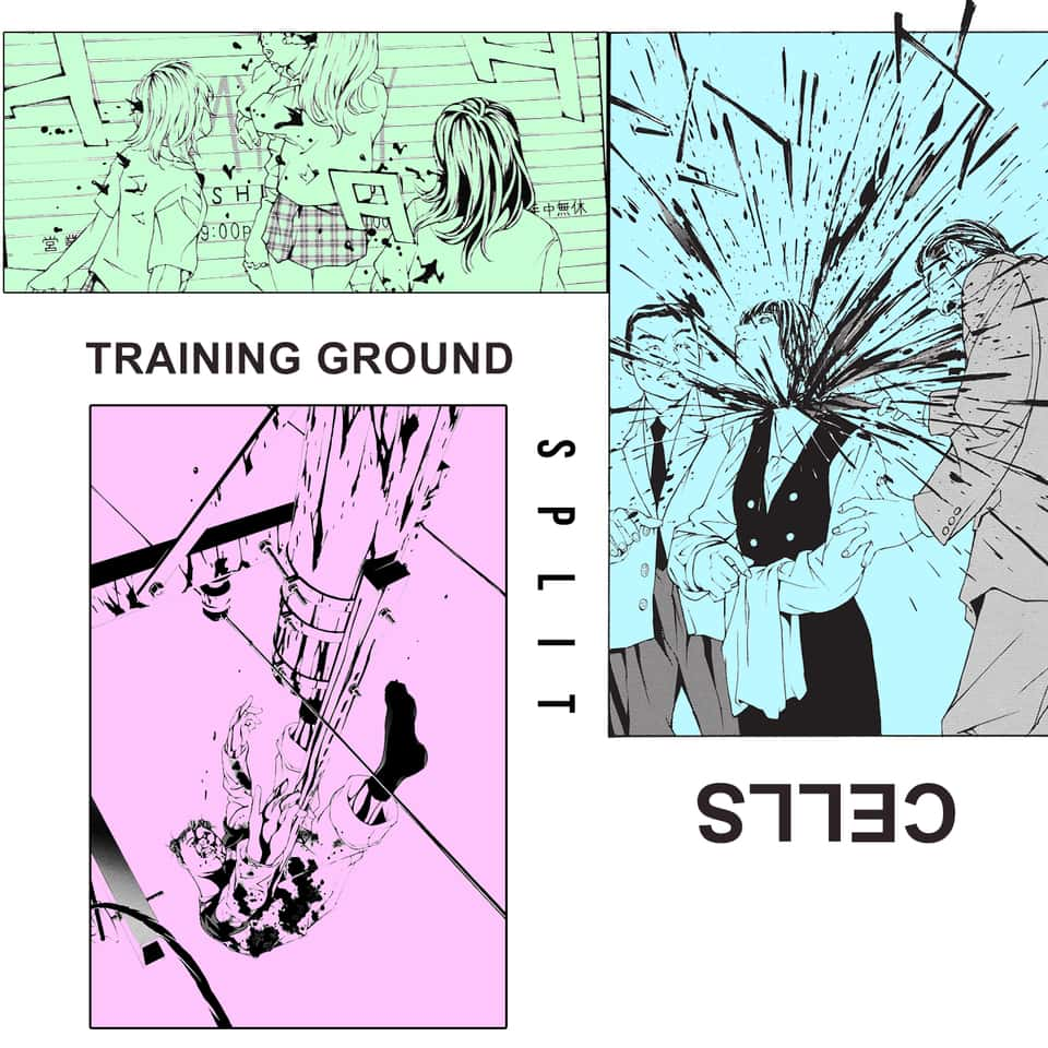 Training Ground & Cells - Split /// Neo Neos - Kill Someone You Hate