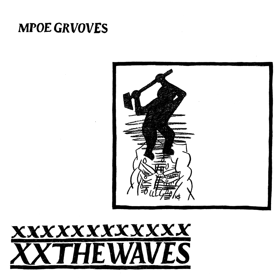 Mope Grooves - The Waves / L.O.X. - L.O.X. Time