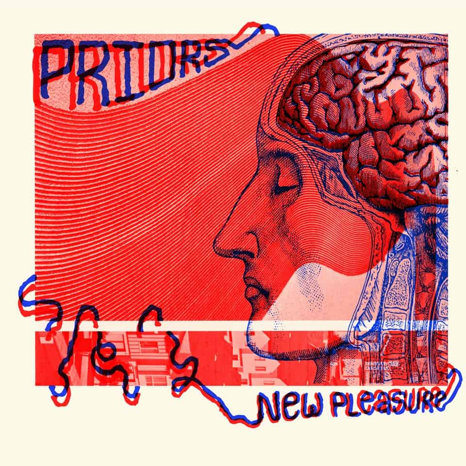 Priors - New Pleasure / Priors - Priors