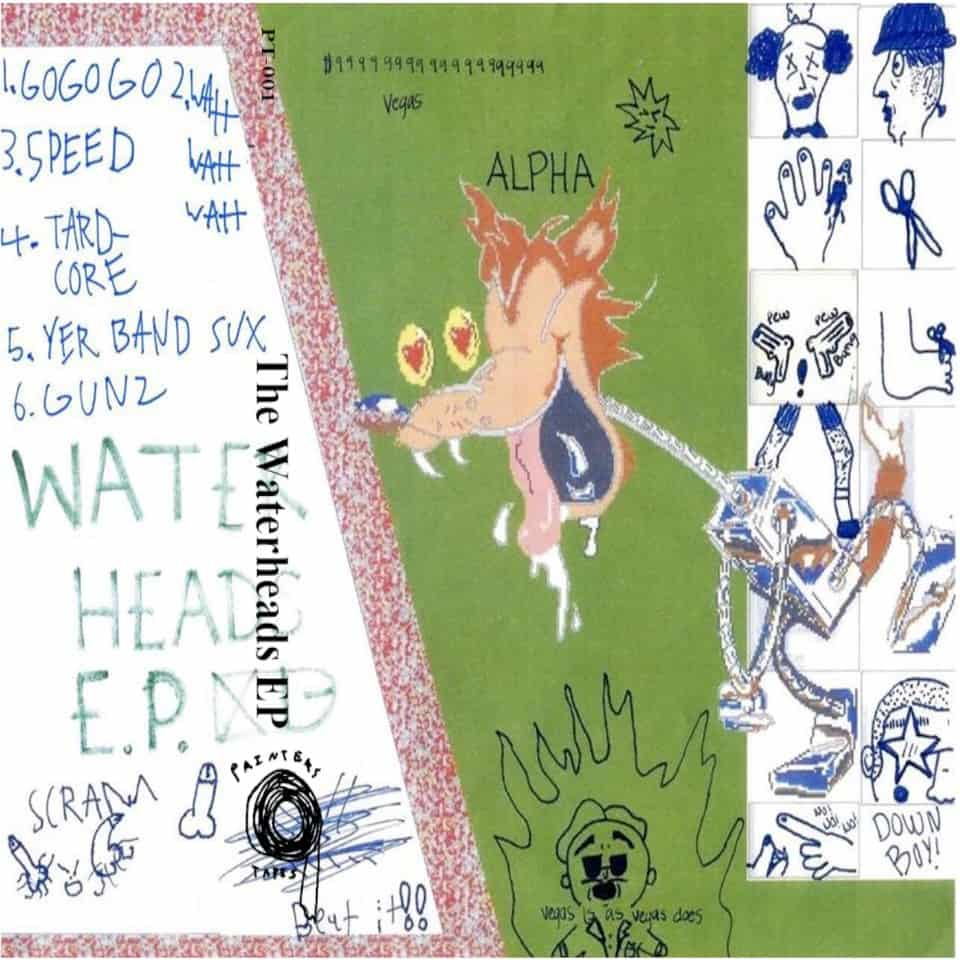 The Waterheads - The Waterheads