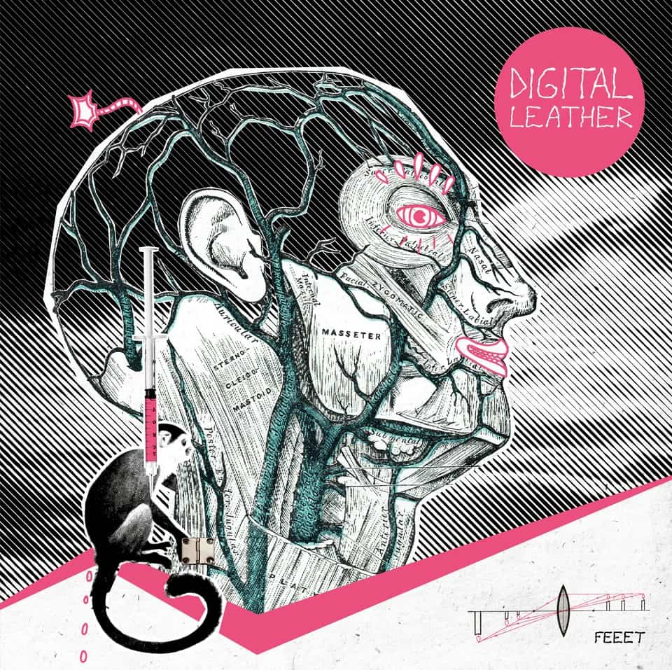 Digital Leather - FEEET