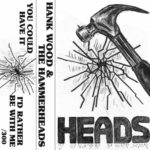 Hank Wood And The Hammerheads - Heads