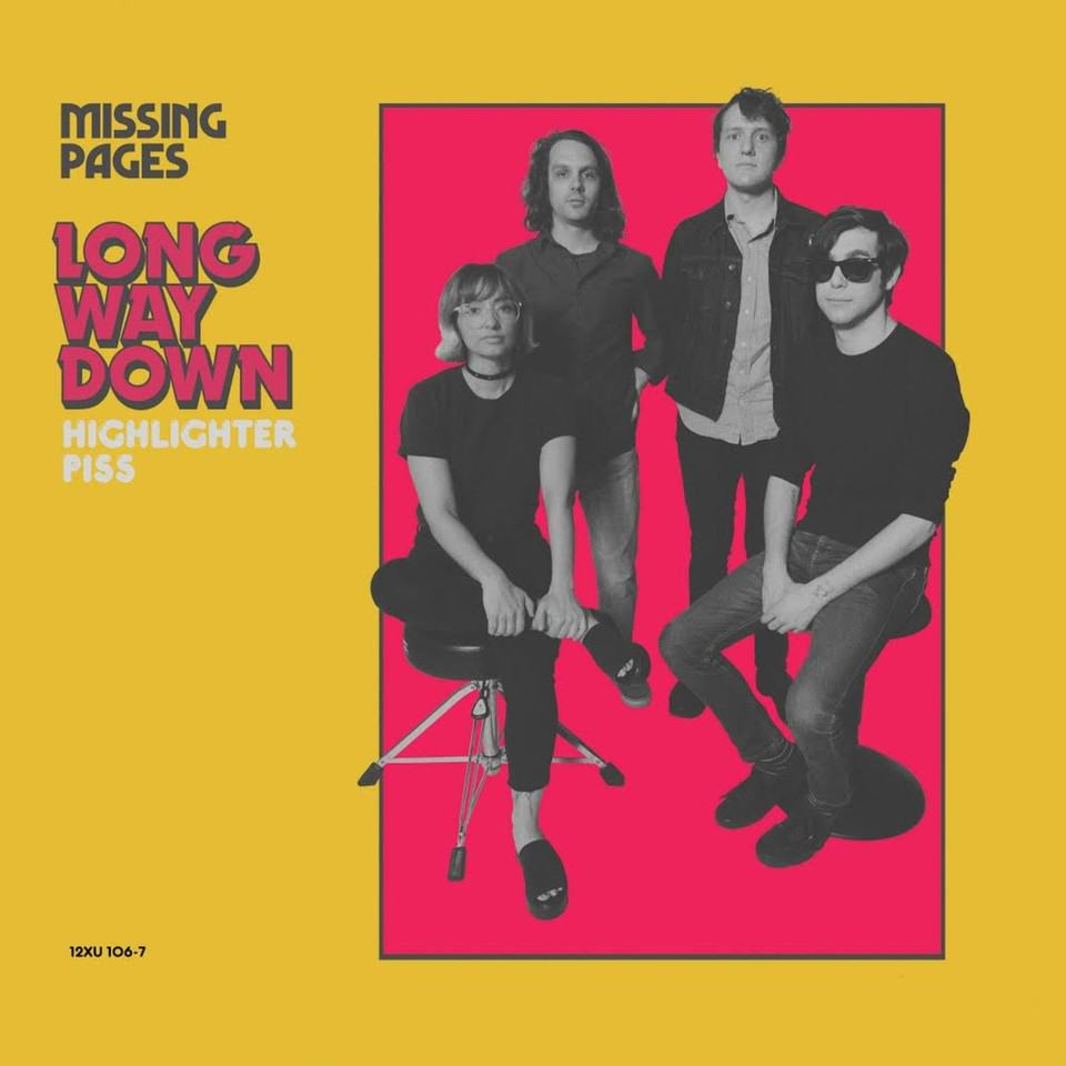 Missing Pages - Long Way Down