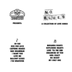 No Blues - A Collection Of Love Songs