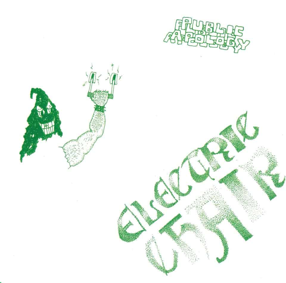 Electric Chair - Public Apology