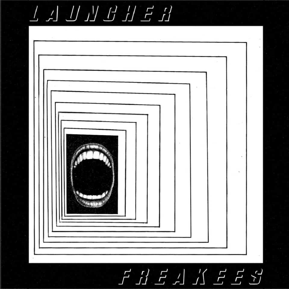 Launcher & Freakees - Split 7""