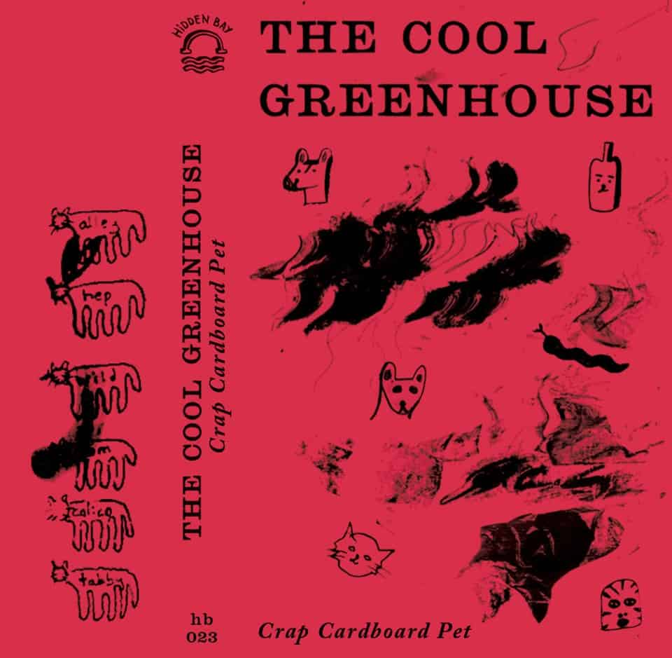 The Cool Greenhouse - Crap Cardboard Pet