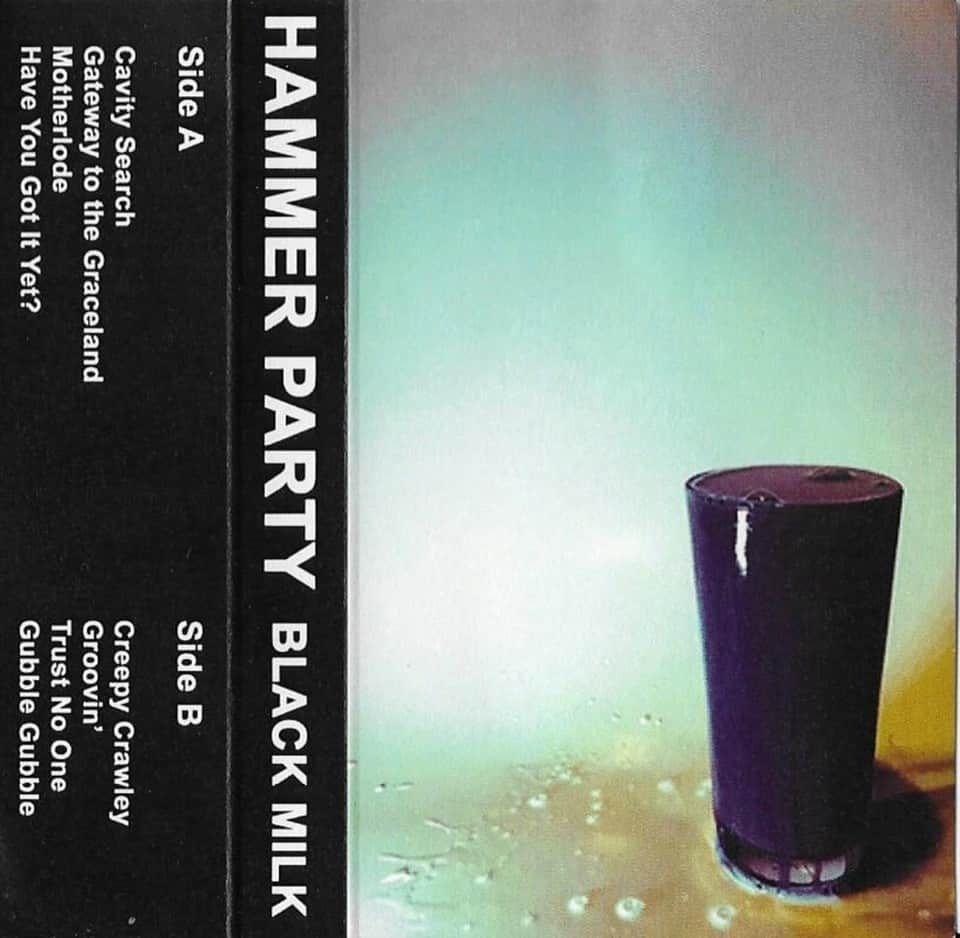 The Hammer Party - Black Milk