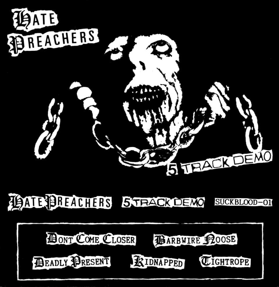 Hate Preachers - Demo