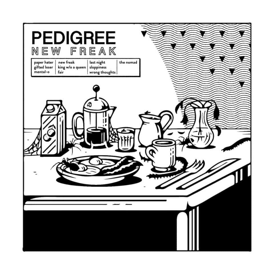 Pedigree - New Freak