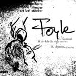 Foyle - Diamant / Als Ich Die Welt Verriet / Vitamin, Vitamin