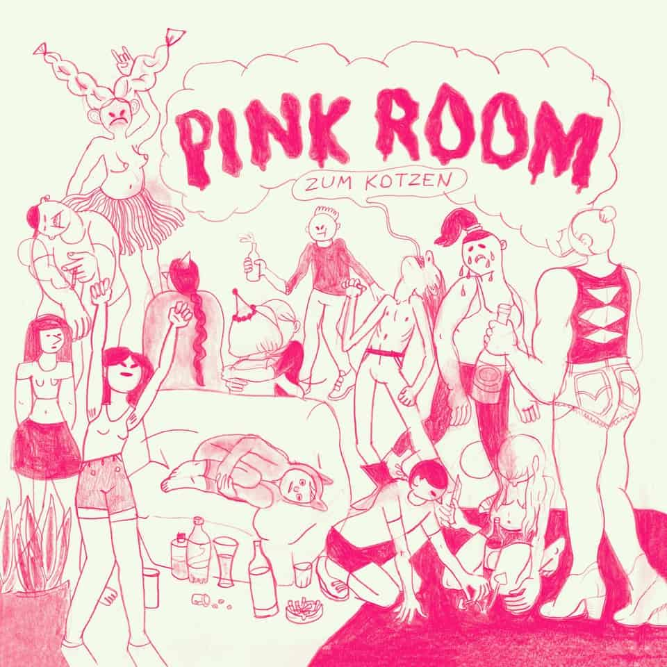 Pink Room - Zum Kotzen