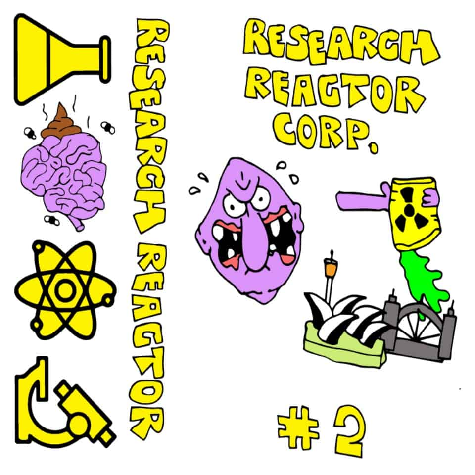 Research Reactor Corp. - #2 (Full Of Goo)