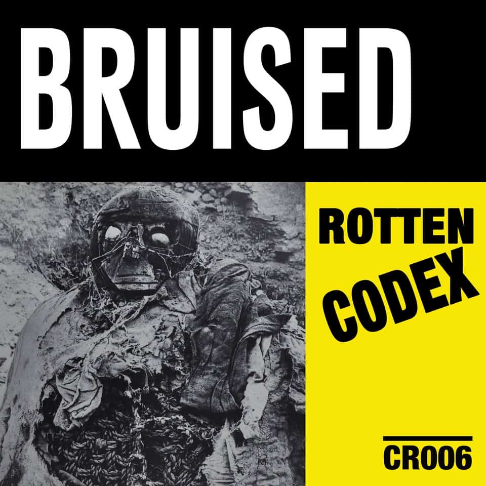 Bruised - Rotten Codex