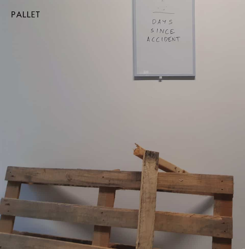 Pallet - Days Since Accident