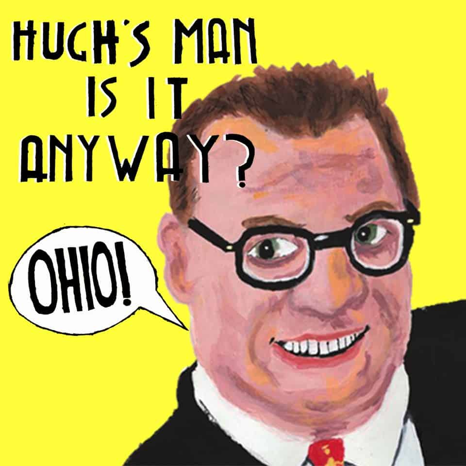 Hugh Man - Hughs Man is it Anyway?