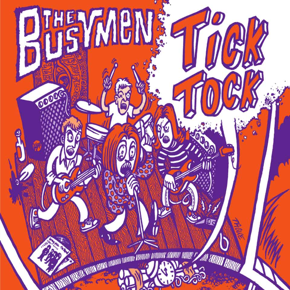 The Busymen - Tick Tock