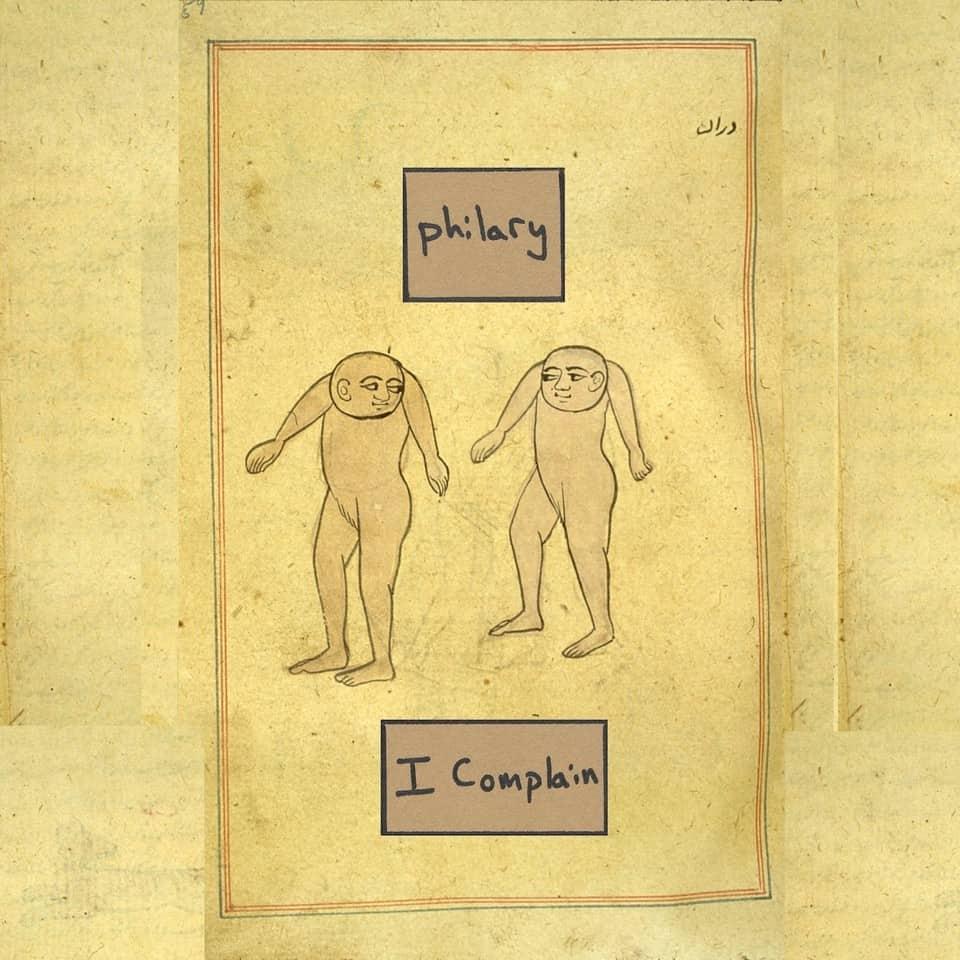 Philary - I Complain