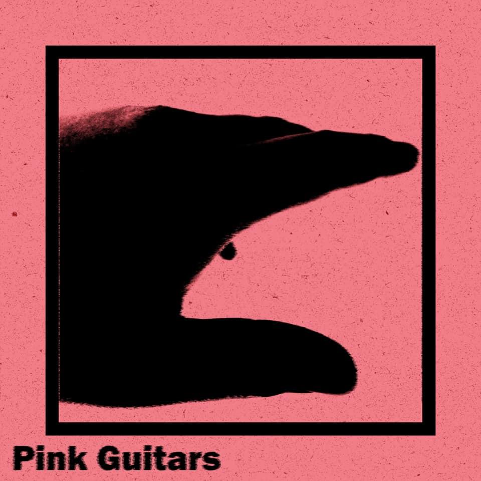 Pink Guitars - Hand