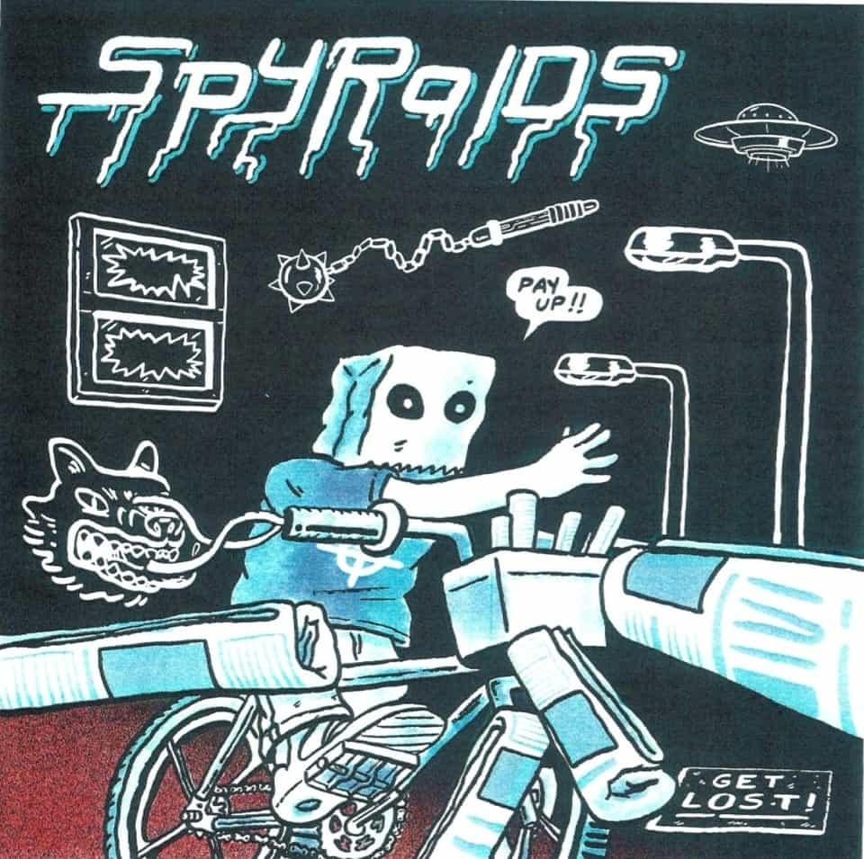 Spyroids - Conga Line