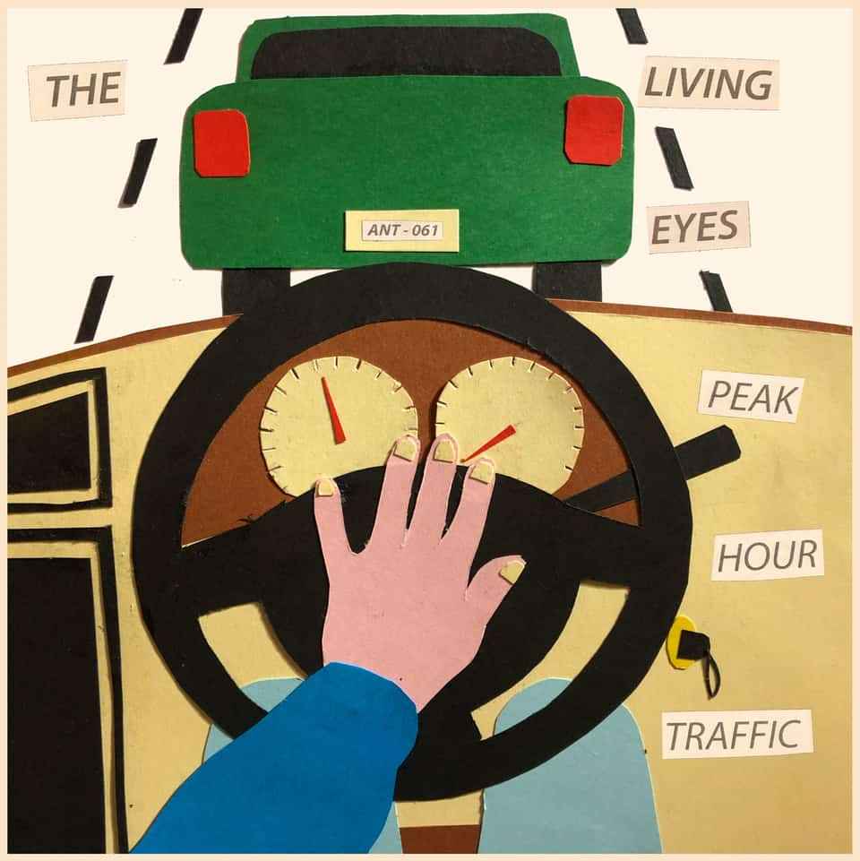 The Living Eyes - Peak Hour Traffic 7""