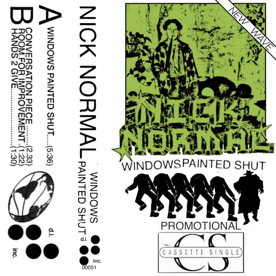 Nick Normal - Windows Painted Shut