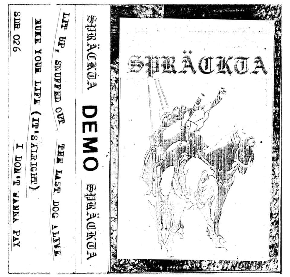 Spräckta - Demo