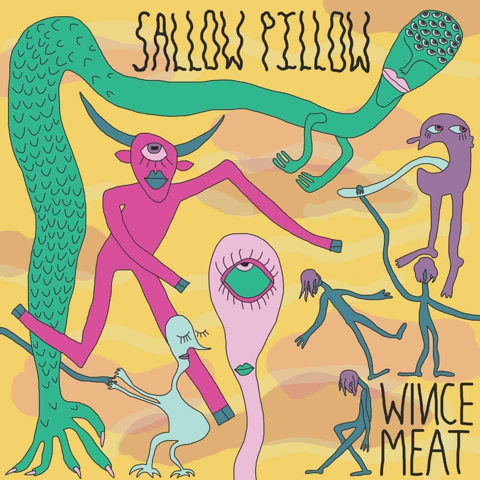 Sallow Pillow - Wince Meat