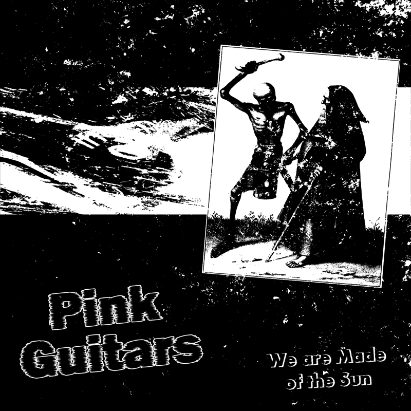 Pink Guitars - We Are Made Of The Sun
