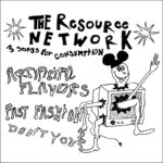 The Resource Network & Big Hog - Split 7""