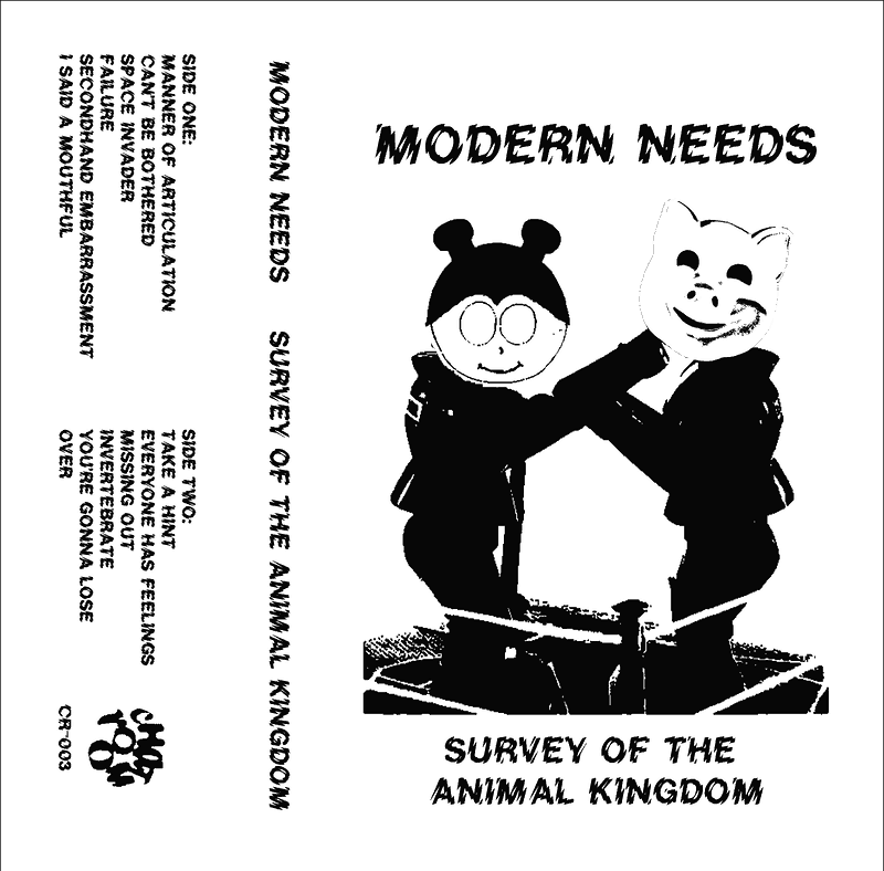 Modern Needs - Survey of the Animal Kingdom