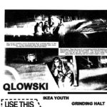 Qlowski - Ikea Youth / Grinding Halt