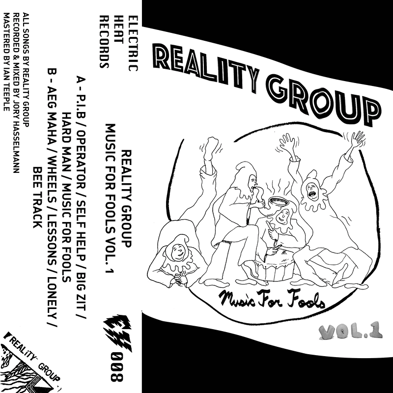 Reality Group - Music For Fools Vol. 1