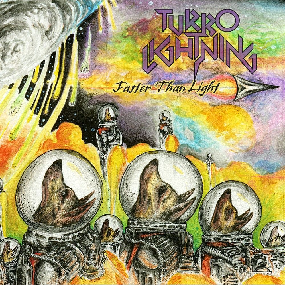 Turbo Lightning - Faster Than Light